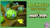 Angry Birds Bad Piggies Cake Toppers FUN HOW TO!