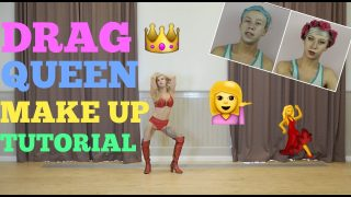 Drag Queen Transformation | TheInFeature