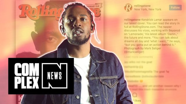 Kendrick Lamar on Wack Rappers, Ghostwriting, and Drake's Music
