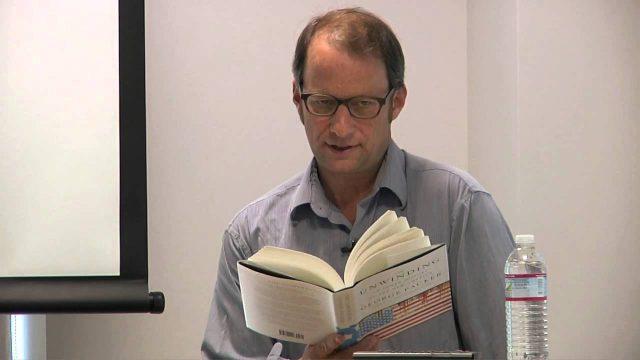 Authors@Google – New Yorker writer George Packer