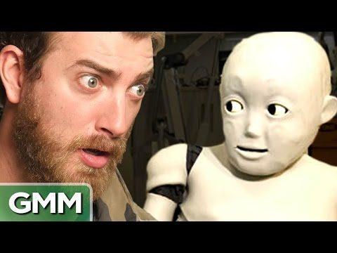 Why Creepy Robots Are Creepy