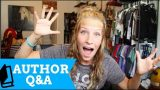 Author Q&A: Social Media for Writers PART 2