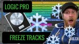 Logic Pro Tutorial – How To Freeze Tracks In Logic Pro