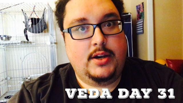 Writing Rituals Tag   VEDA Day 31