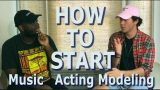 5 EASY TIPS FOR BEGINNING MUSICIANS, ACTORS, AND MODELS