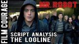 MR. ROBOT Script Analysis – Pilot Episode – Logline & Character Surprises