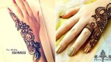 New Special Mehndi Designs For Girls