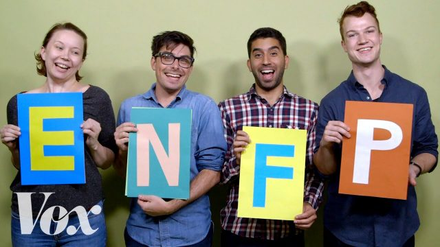 Why the Myers-Briggs test is totally meaningless