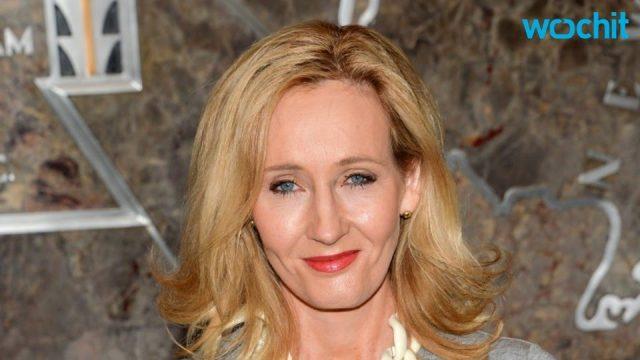 J.K. Rowling Offers Advice to Aspiring Writers