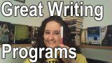 Great Writing Programs