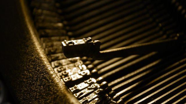 HOW IT WORKS: Old Typewriters (720p)