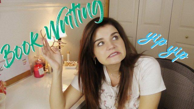 Writing Vlog | Ch. 2