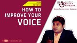 How to Improve your Voice ~ आवाज को कैसे बेहतर बनाये | Filmy Funday #49 | Joinfilms
