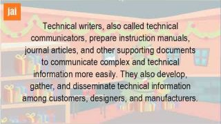 What Is The Job Description Of A Technical Writer