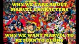 A PRO SJW WRITER ASKS US WHY WE MAKE VIDEOS ABOUT MARVEL EVEN THOUGH WE HATE MARVEL COMIC BOOKS