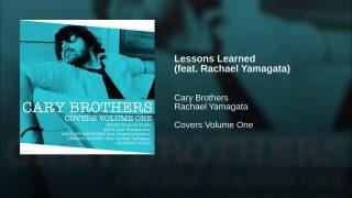 Lessons Learned (feat. Rachael Yamagata)