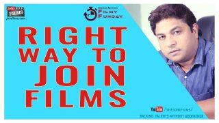 Right Way to Join Films: Gulshan T ~  फिल्म जॉइन करने का सही तरीका | Filmy Funday #58 | Joinfilms