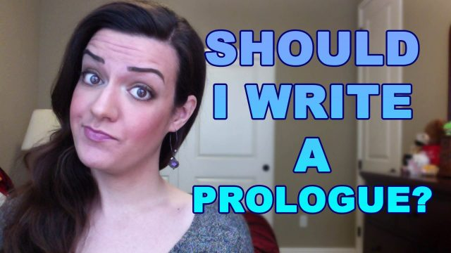 How to Write a Prologue