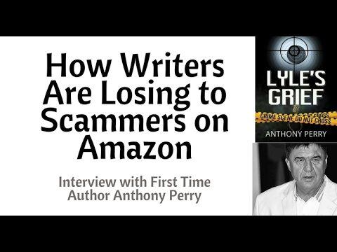Amazon Kindle Ebook Publishing Scam that Destroys Writers