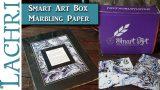 Smart Art Box – Creating Marbled Paper – Lachri