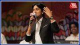 Kumar Vishwas Beautiful Poetry At Sahitya Aaj Tak Event