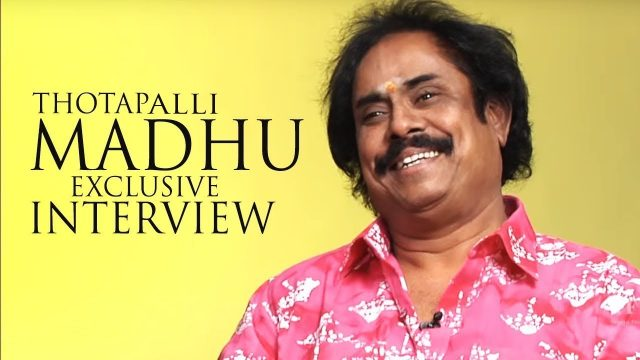 Writer and Actor Thotapalli Madhu Exclusive Interview   TFPC