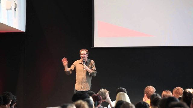 The key to transforming yourself — Robert Greene at TEDxBrixton