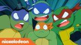 Teenage Mutant Ninja Turtles   'Turtles Take Time (and Space)' by Brandon Auman from SDCC   Nick