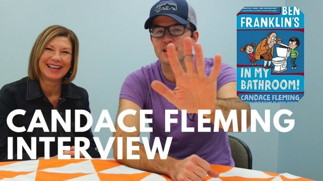 Nonfiction Writing Tips From Candace Fleming