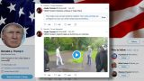 White House Defensive as Trump Shares British Hate Group Videos, Drawing International Condemnation