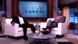 The man behind Madea joins Steve, Tyler Perry!