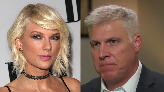 "Radio DJ Calls Taylor Swift Case ""Publicity Stunt"" & Claims He Paid Her $1 Last Week"