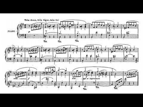 Wanda Landowska – Waltz in E minor (audio + sheet music)