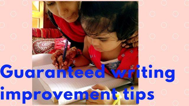 How to improve  Handwriting  tips I लेखनी  सुधार की टिप्स I