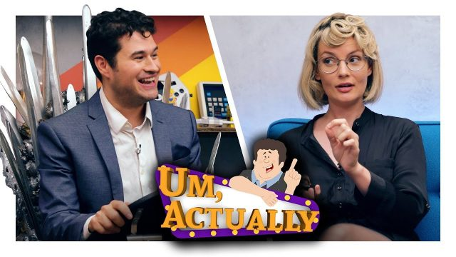 Um, Actually: the Game Show of Nerdy Corrections (Ep. 5)