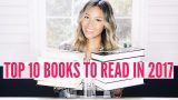 TOP 10 BOOKS I WANT TO READ IN 2017 | Ameriie