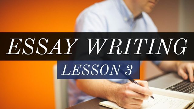 Descriptive Essay Writing – SSC CGL /Bank PO – lesson 3