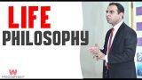 Philosophy Of Life -By Qasim Ali Shah | In Urdu