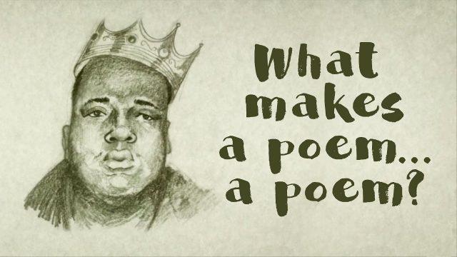 What makes a poem … a poem? – Melissa Kovacs