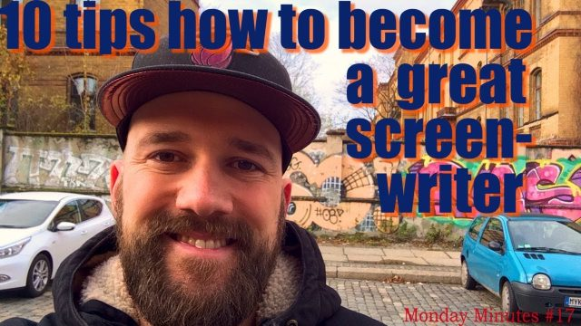 """10 useful tips to become a great writer"" (vlog Monday Minutes #17)"
