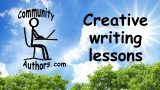 Community Authors – Creative Writing Lessons – Suspended Disbelief