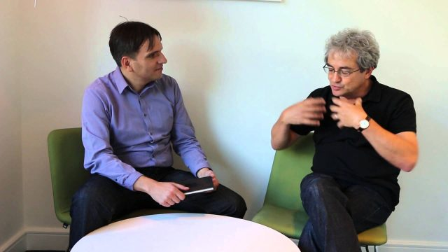 Carlo Rovelli discusses his new book 'Seven Brief Lessons on Physics'