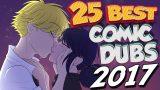 25 BEST COMIC DUBS OF 2017