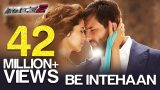 Be Intehaan – Bollywood Sing Along – Race 2 – Atif Aslam & Sunidhi Chauhan