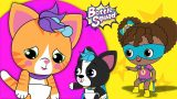 Who Stole Our Milk | Kids Cartoons | Superhero Videos | Bottle Squad Stories | Cartoon Videos