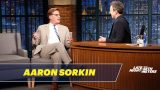 Aaron Sorkin Discusses the Challenges of Directing Molly's Game