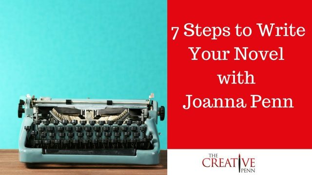 7 Steps to Write Your Novel. Plus How to Write a Novel in a Year