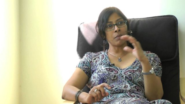 The Writer's Block: A Video Q&A with Sridala Swami