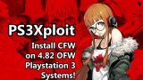 PS3Xploit: How to Install CFW on PS3 4.82 OFW Systems