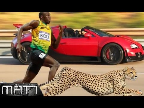 FASTEST PEOPLE WHO SET THE WORLD RECORD – INCREDIBLE TALENT